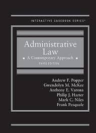 Administrative Law Assignment